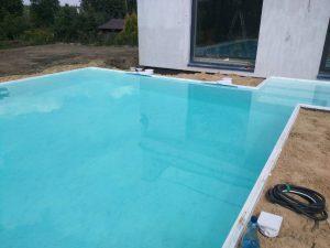 budowa basenu ogrodowego