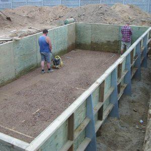 budowa basenu ogrodowego markpol