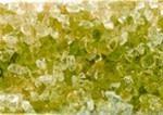 Aktywny szklany materiał filtracyjny