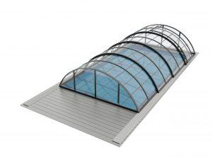 CLASSIC Zadaszenie z aluminium i poliwęglanu