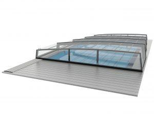 NEO R1 Zadaszenie z aluminium i poliwęglanu