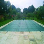 Nakrycie standardowe do basenów prostokątnych