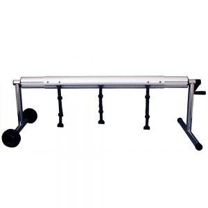 Roler do folii solarycznej maksymalna szerokość 6,4 m.