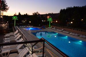 oświetlenie basenowe